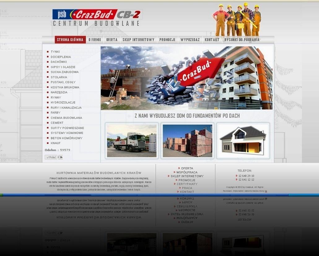 Crazbud - Centrum Budowlane