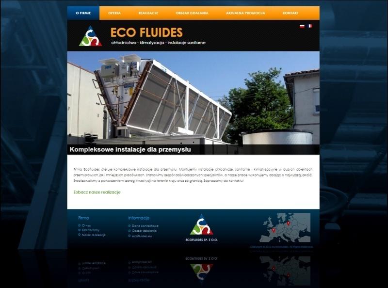 Ecofluides - klimatyzacja, instalacje sanitarne