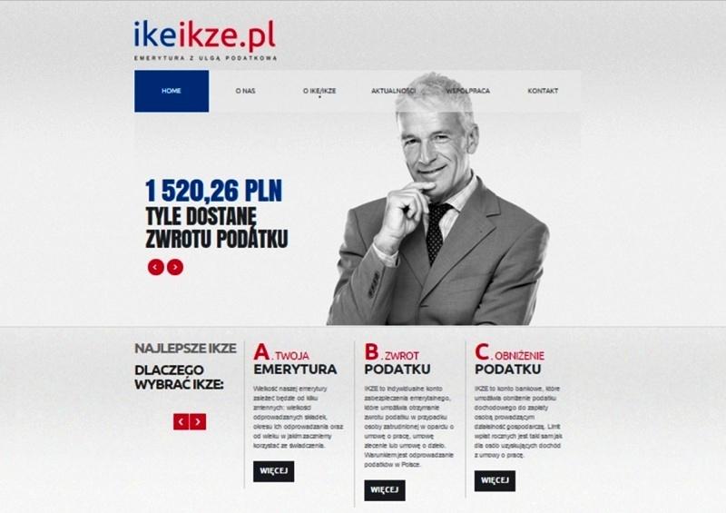 Ike Ikze - Usługi finansowe
