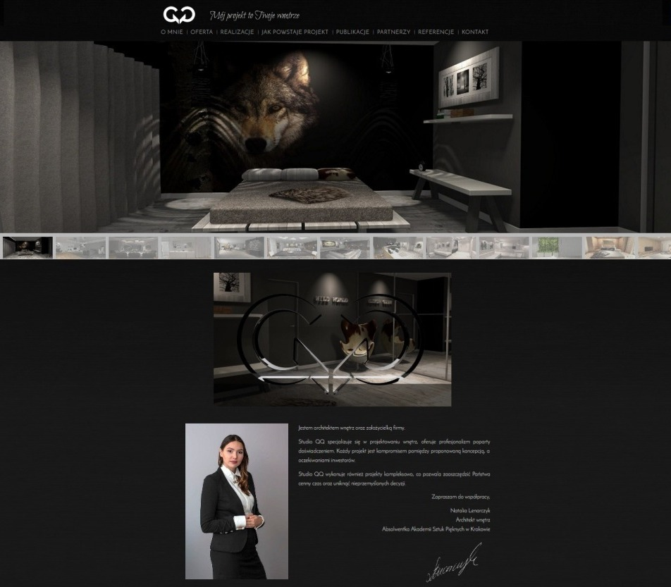 Studio QQ - Projektowanie wnętrz